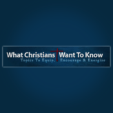 What Christians Want To Know logo