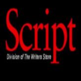 Script Magazine logo