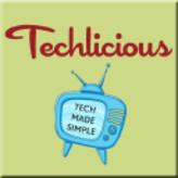 Techlicious logo