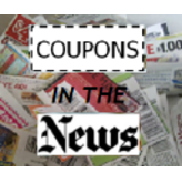 Coupons in the News logo