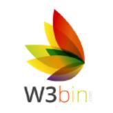 W3bin logo