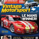 Vintage Motorsport Newsletter